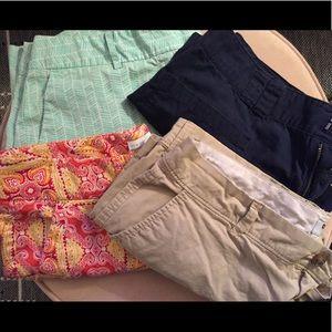 Size 8 shorts bundle